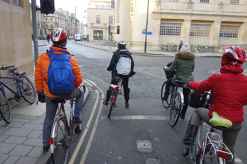 Vélo urbain : l'importance de choisir le bon sac à dos