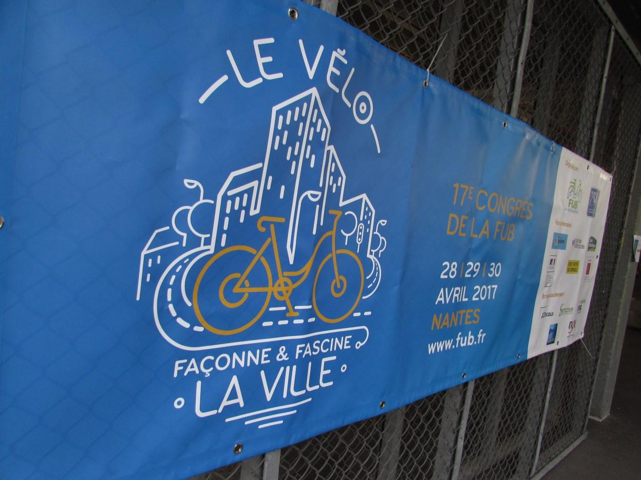 Congrès FUB 2017 : le vélo façonne et fascine la ville