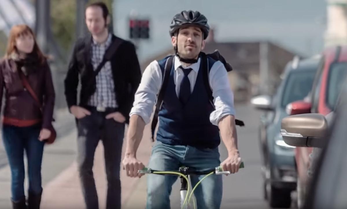 [Vidéo] Le vélo, c'est pas la mort, mais parfois c'est mortel