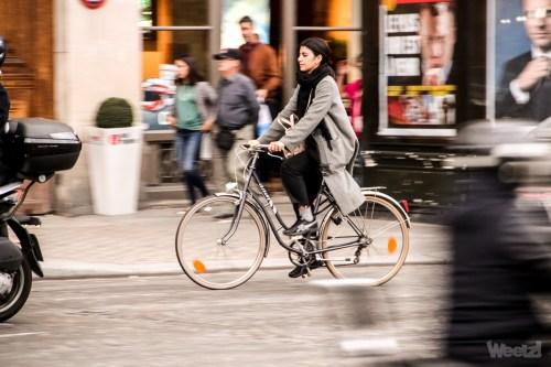 Weelz Cycliste Urbain Paris 44