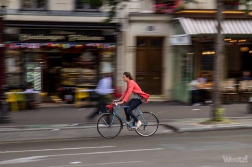 Weelz Velo Cycliste Urbain Paris 14