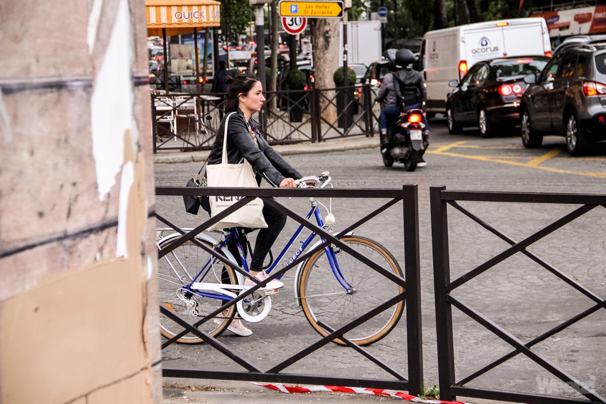 Se déplacer à vélo, en finir avec la salle de sport