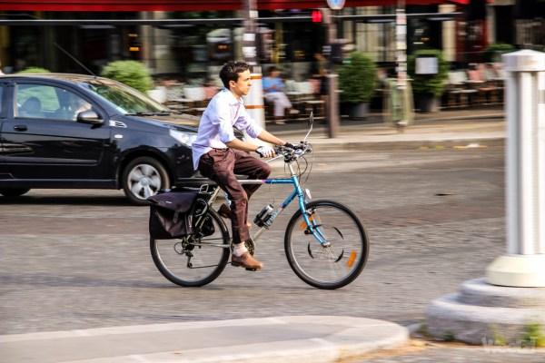 Rapport du Conseil d'Orientation des Infrastructures, 350M€ pour les mobilités actives