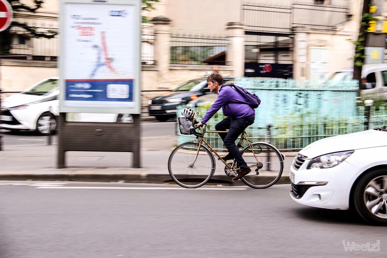 Casque vélo, la sécurité routière fait de nouveau fausse route