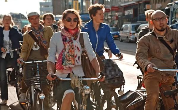 BIKE! Le monde incroyable des cyclistes à Utrecht