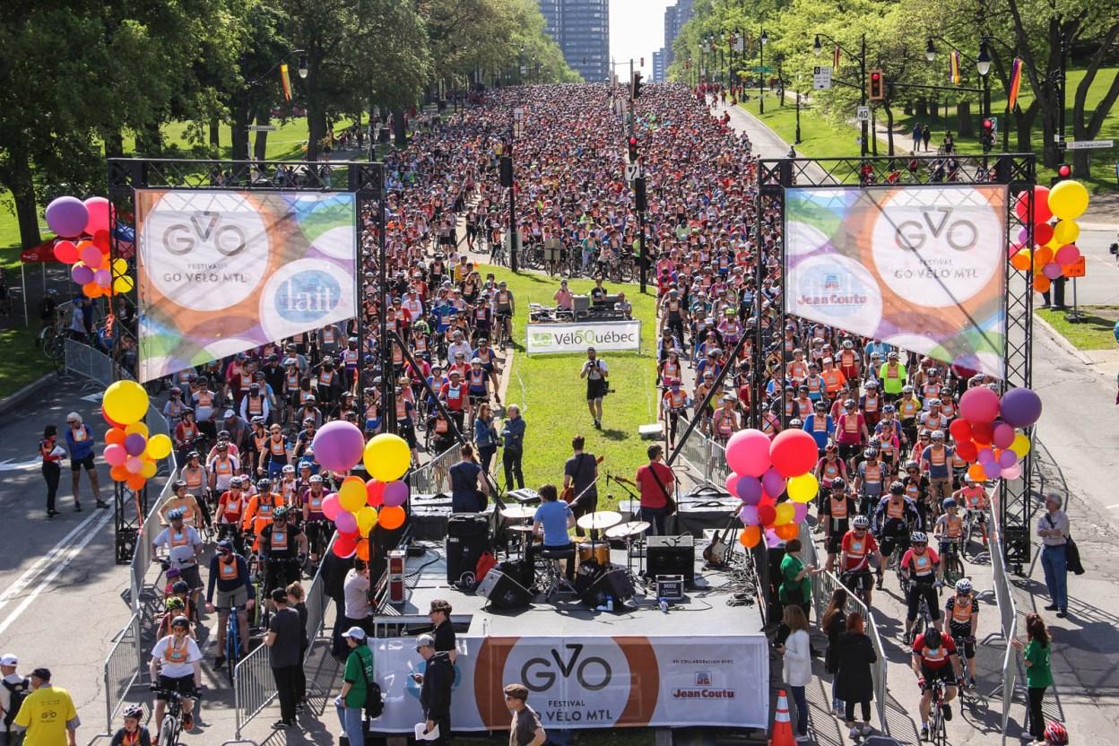 Montréal et le festival Go Vélo : les deux Tours