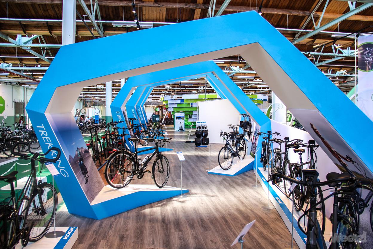 De Fietser, plus grand showroom vélo d'Europe - galerie photo