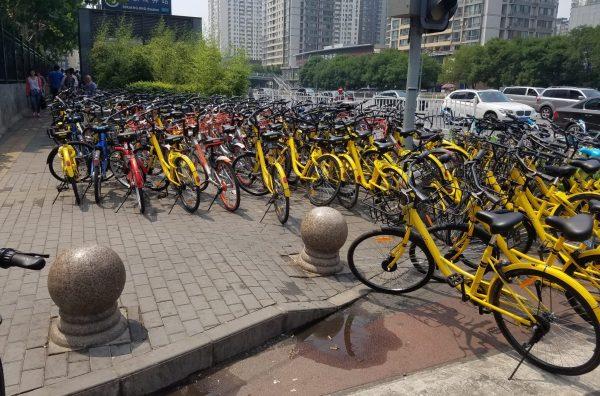 Singapour: les opérateurs de vélos sans bornes signent un accord