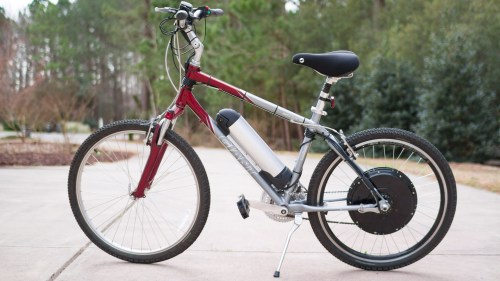 Electric Bike   Magic Pie Motor