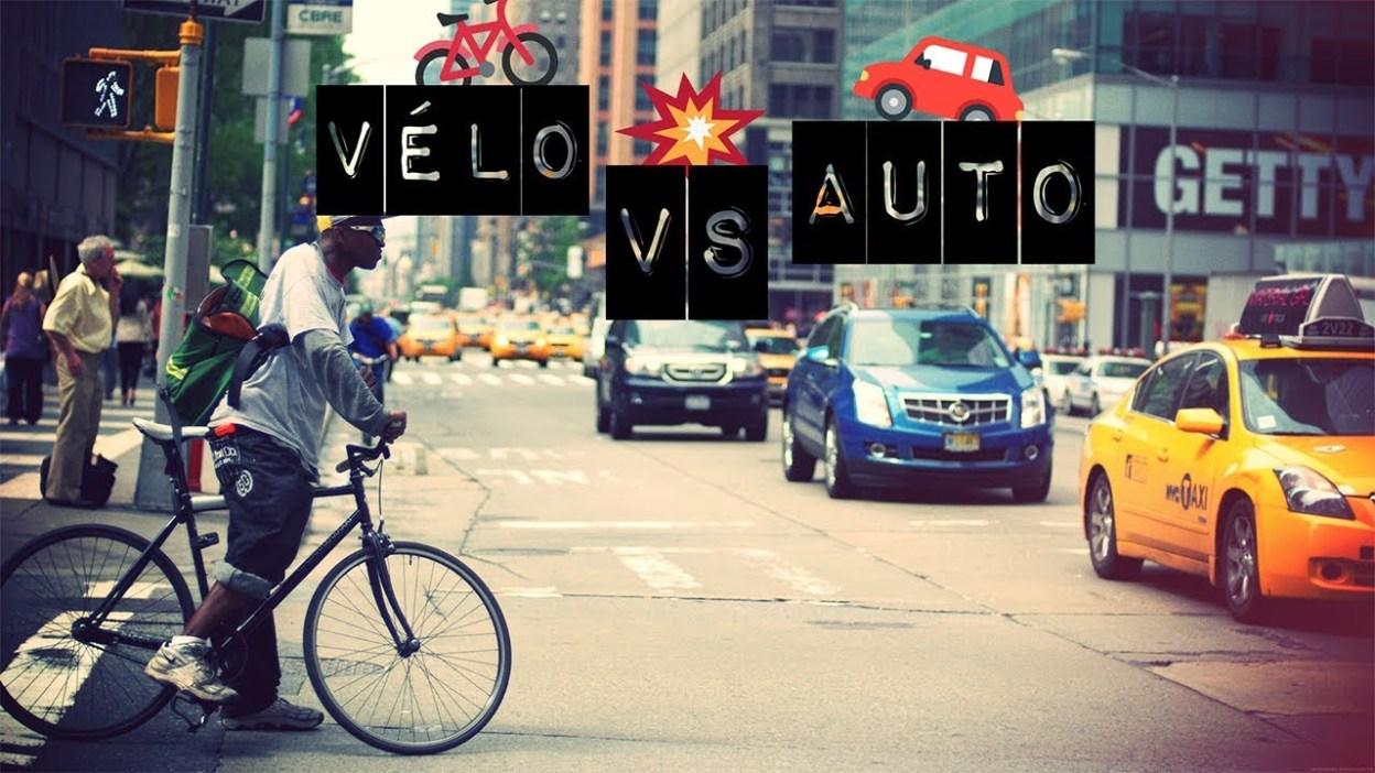 [Vidéo] Le clash vélo VS auto est-il nouveau ?