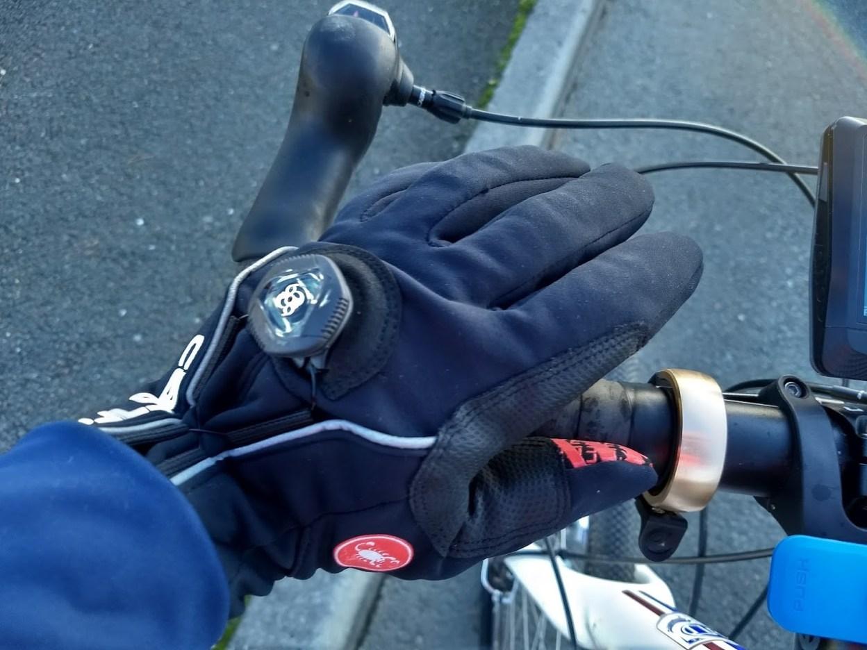 [Test] Gants Castelli Boa Glove, les doigts au chaud et au sec cet hiver