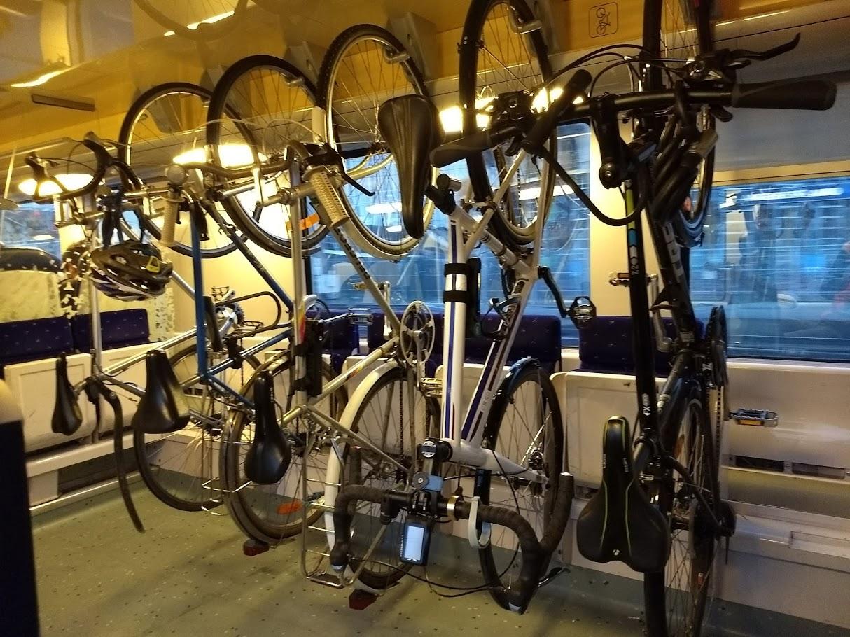 France: de la difficulté de voyager en train avec son vélo