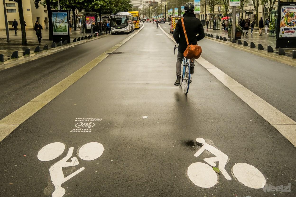 Le Top 10 des villes cyclables en France