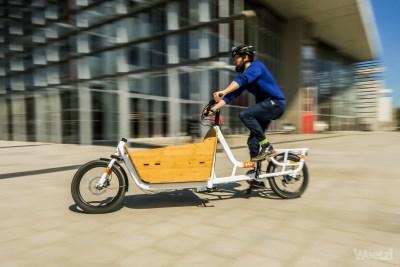 [Test] Vélo cargo YUBA Supermarché, le biporteur agile et robuste