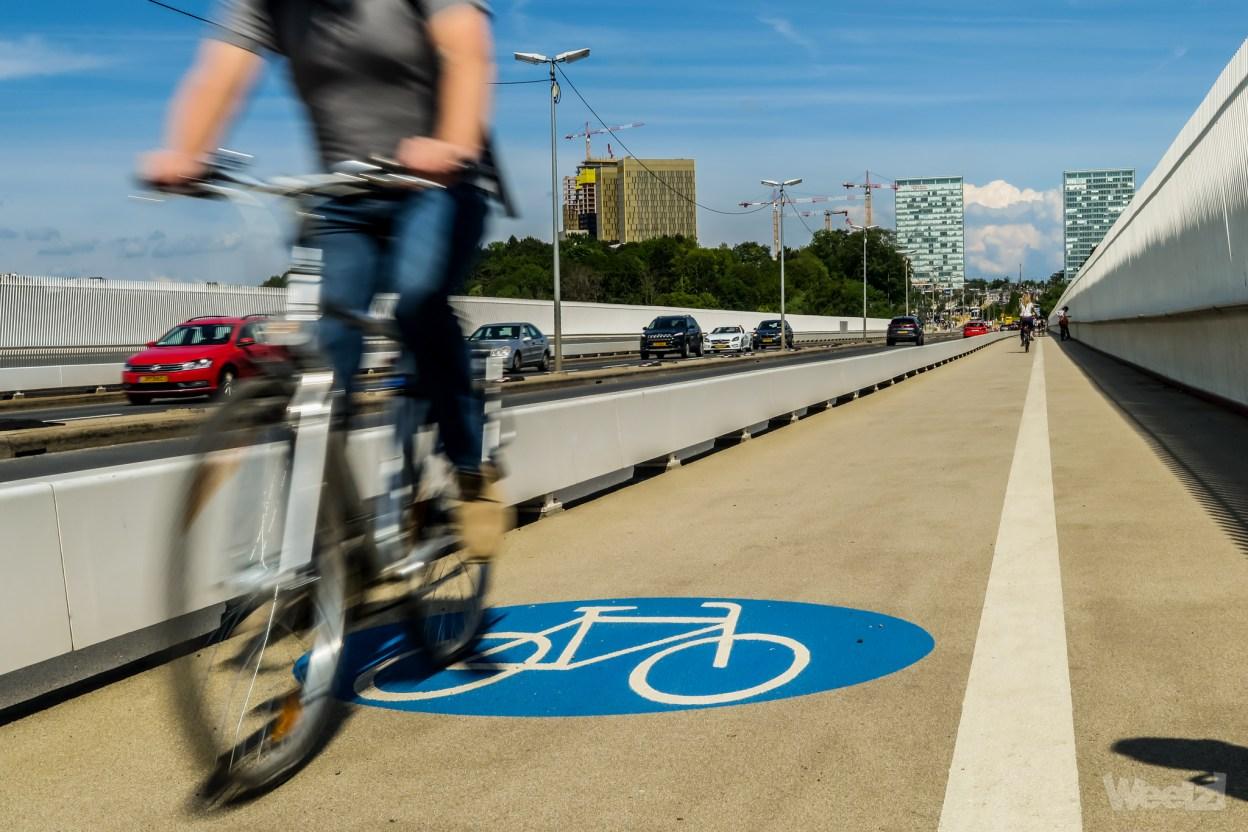 Luxembourg City, virée dans une ville pas vraiment vélo amicale