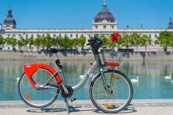 Lyon s'offre un nouveau Vélo'v pour l'été