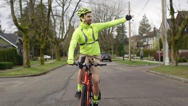 Vidéo : Ma première fois à vélo au travail