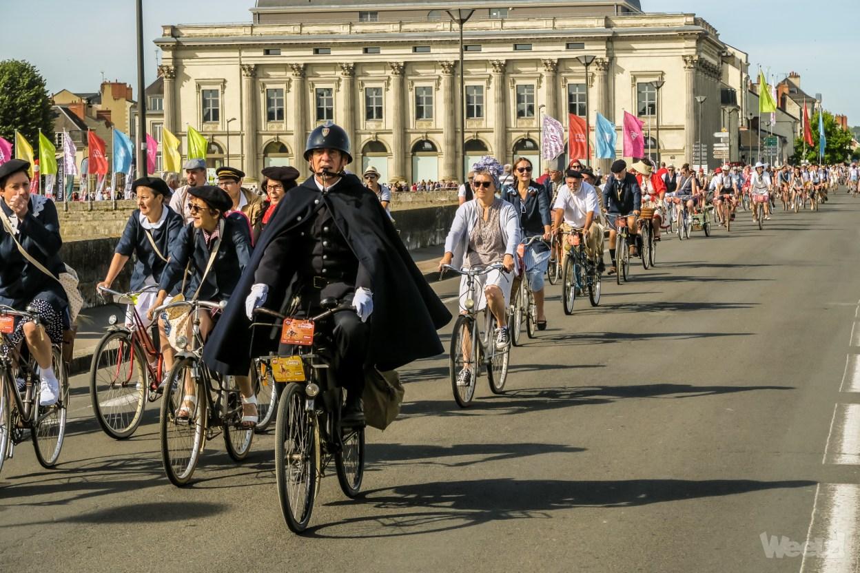 L'Anjou Vélo Vintage 2019 se déroulera en juillet