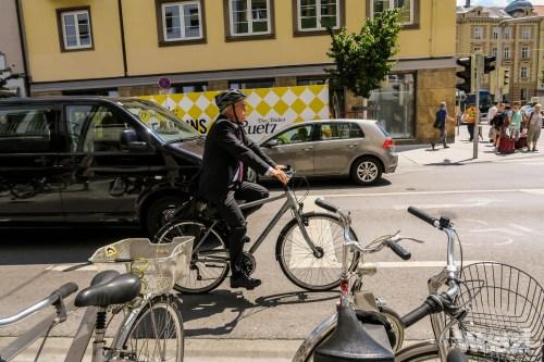 Weelz Visite Innsbruck Autriche Ville Velo Cyclable 2018 0516