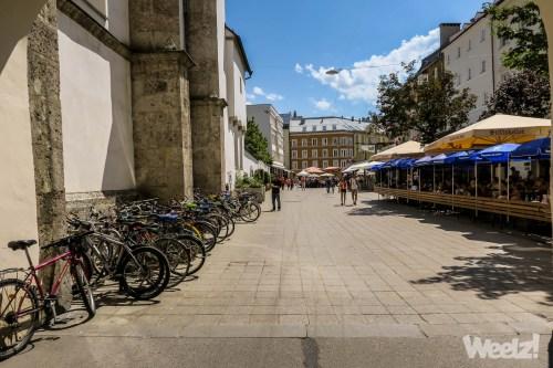 Weelz Visite Innsbruck Autriche Ville Velo Cyclable 2018 0570