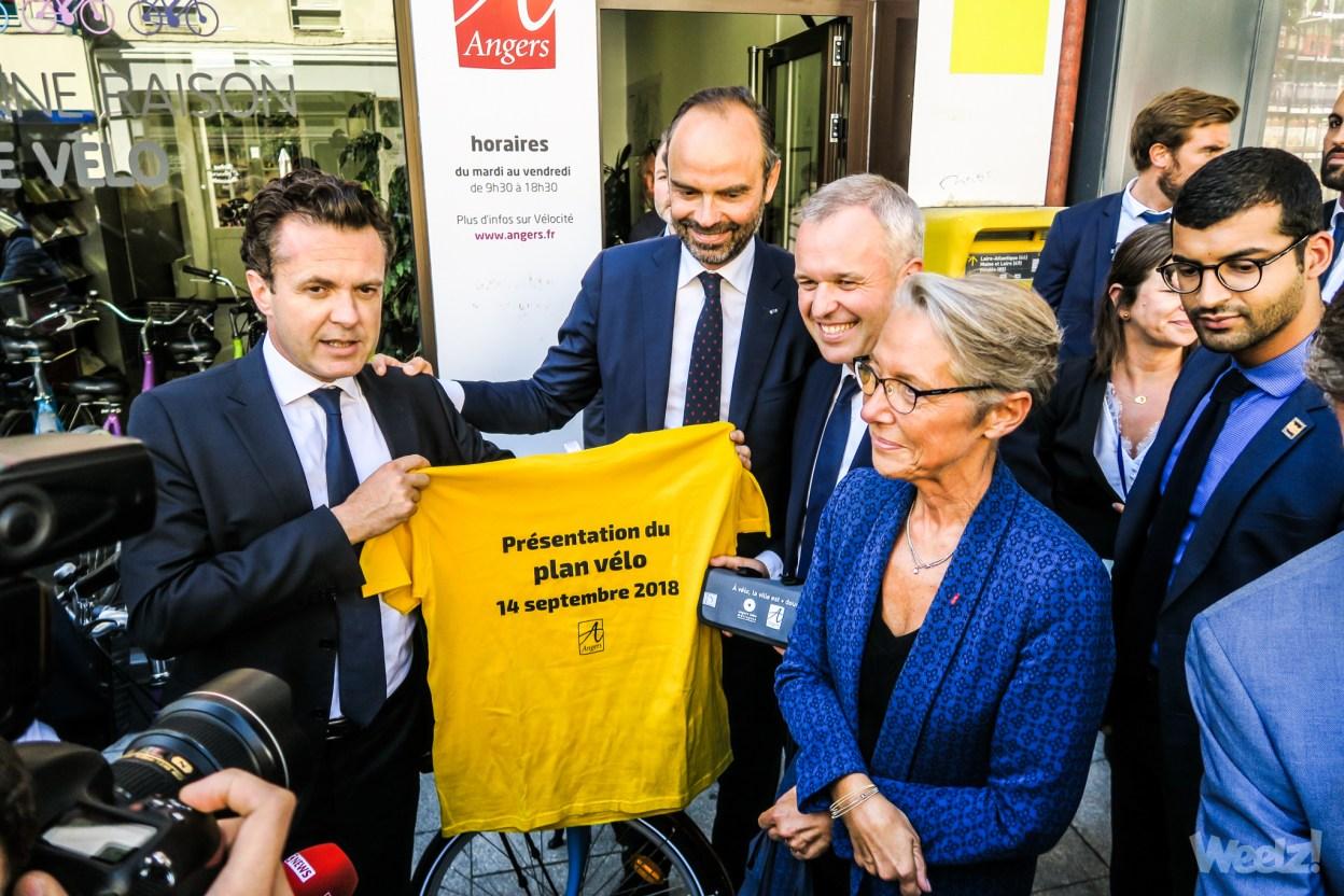 Historique : La France se dote enfin d'un plan vélo national !
