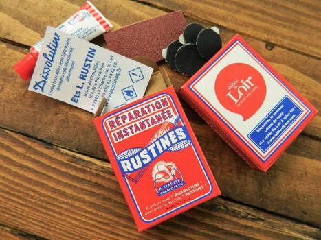 Rustines, l'histoire fascinante d'un petit bout de caoutchouc