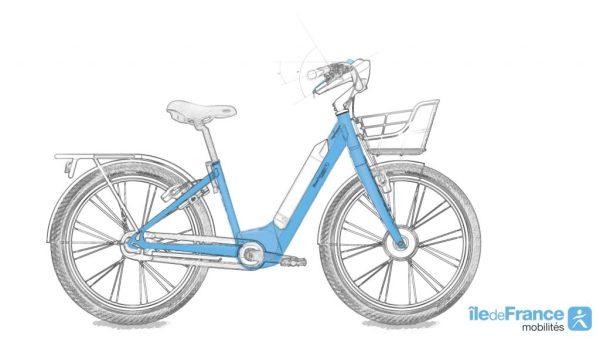 Veligo Île-de-France : des vélos électriques en location longue durée