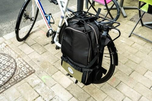 Weelz Test Sacoche Velo Bakkie Cycles 0639