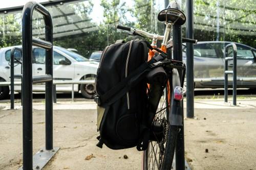 Weelz Test Sacoche Velo Bakkie Cycles 1557