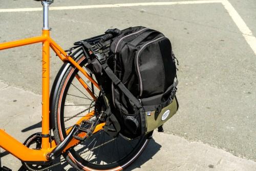 Weelz Test Sacoche Velo Bakkie Cycles 1559