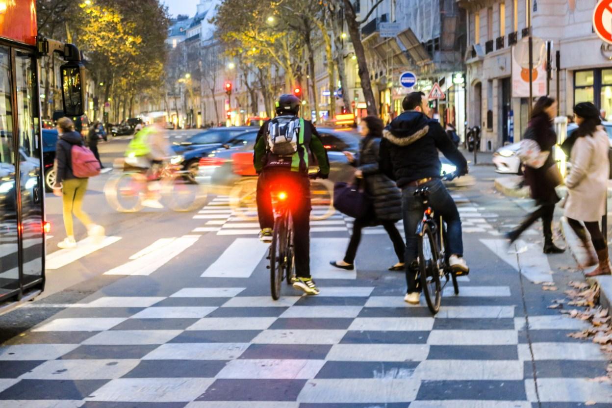 Le vélo urbain, cet accélérateur de lien social