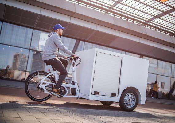 Le premier studio radio vélo du monde, bientôt à Valence ?