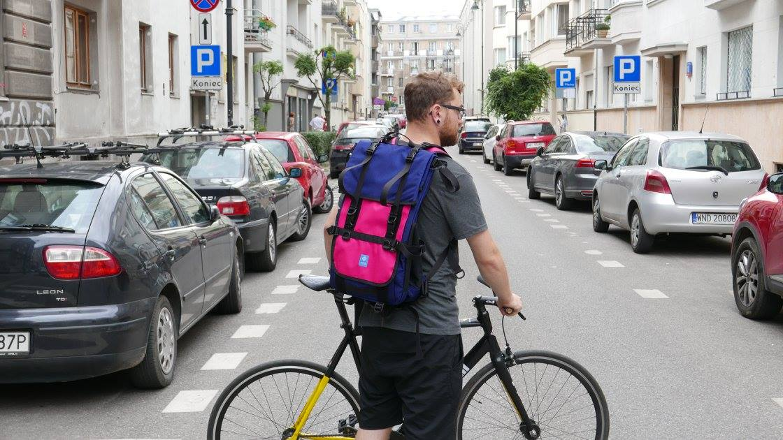 [Test] Blahol New Wave XL, un sac à dos pour coursier