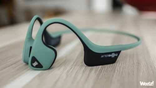Weelz Test Casque Audio Aftershokz Trekz Air 2542