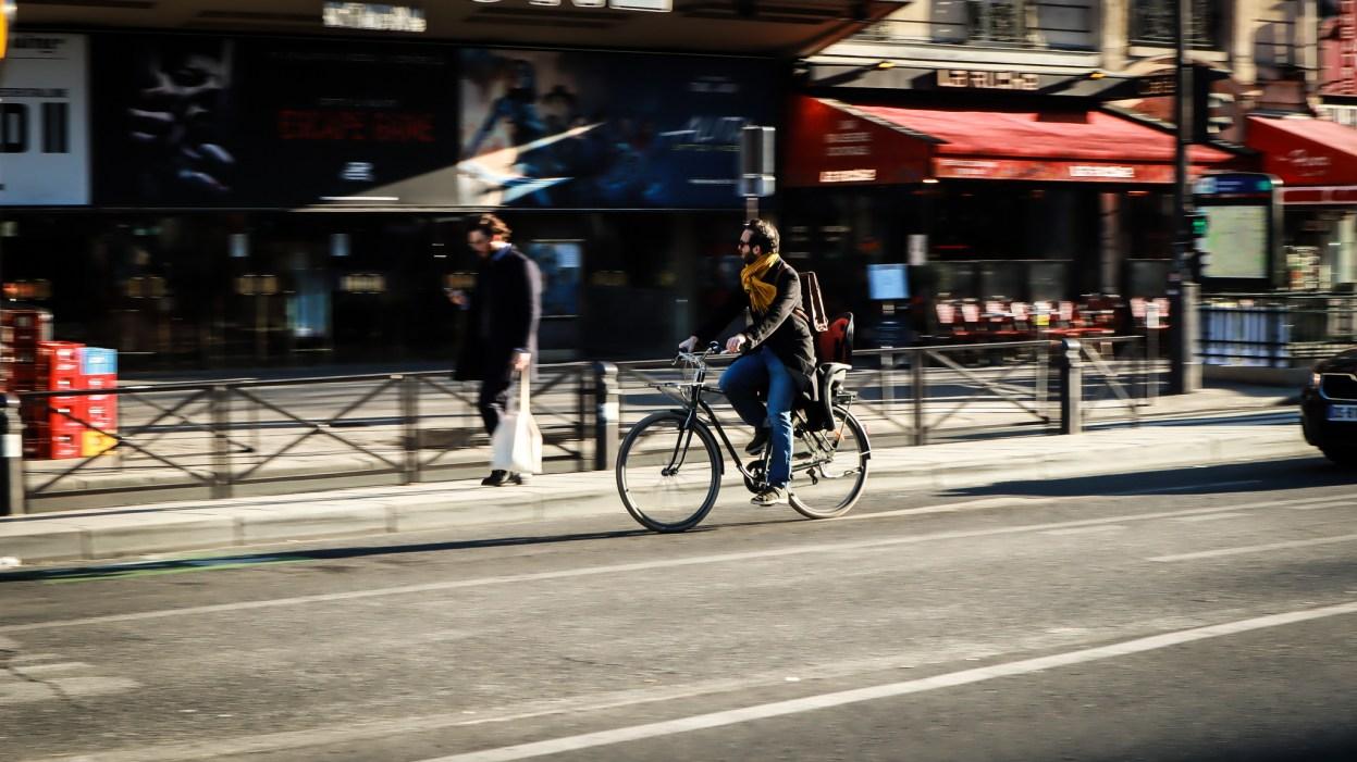 Pourquoi tu roules (à vélo) ?