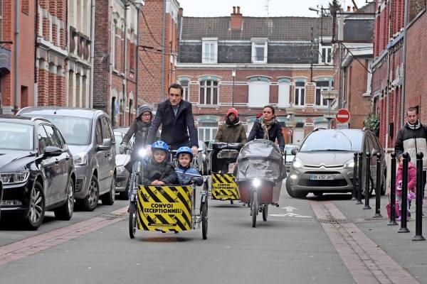 Vélowomon, le vélo en famille ça roule à Lille