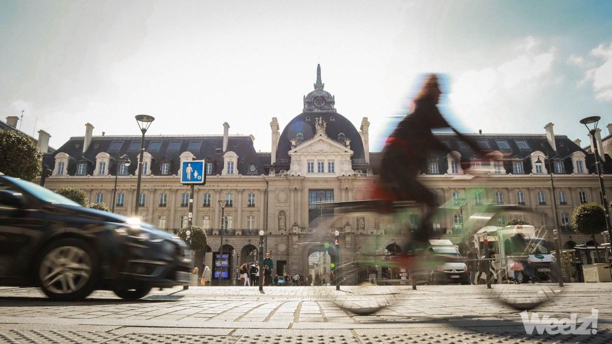 In Out 2019 Rennes, le challenge d'une mobilité inclusive et durable