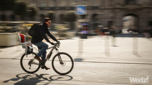 Weelz Rennes Velo Urbain Cycliste In Out Mobilites 3922