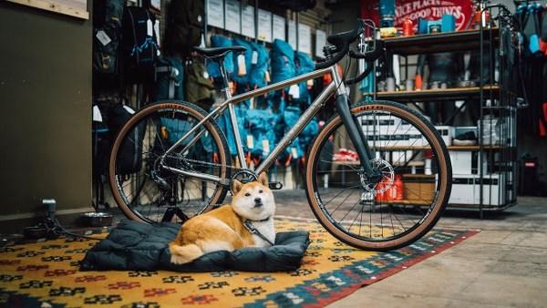 Sonder Camino TI, montage d'un vélo titane