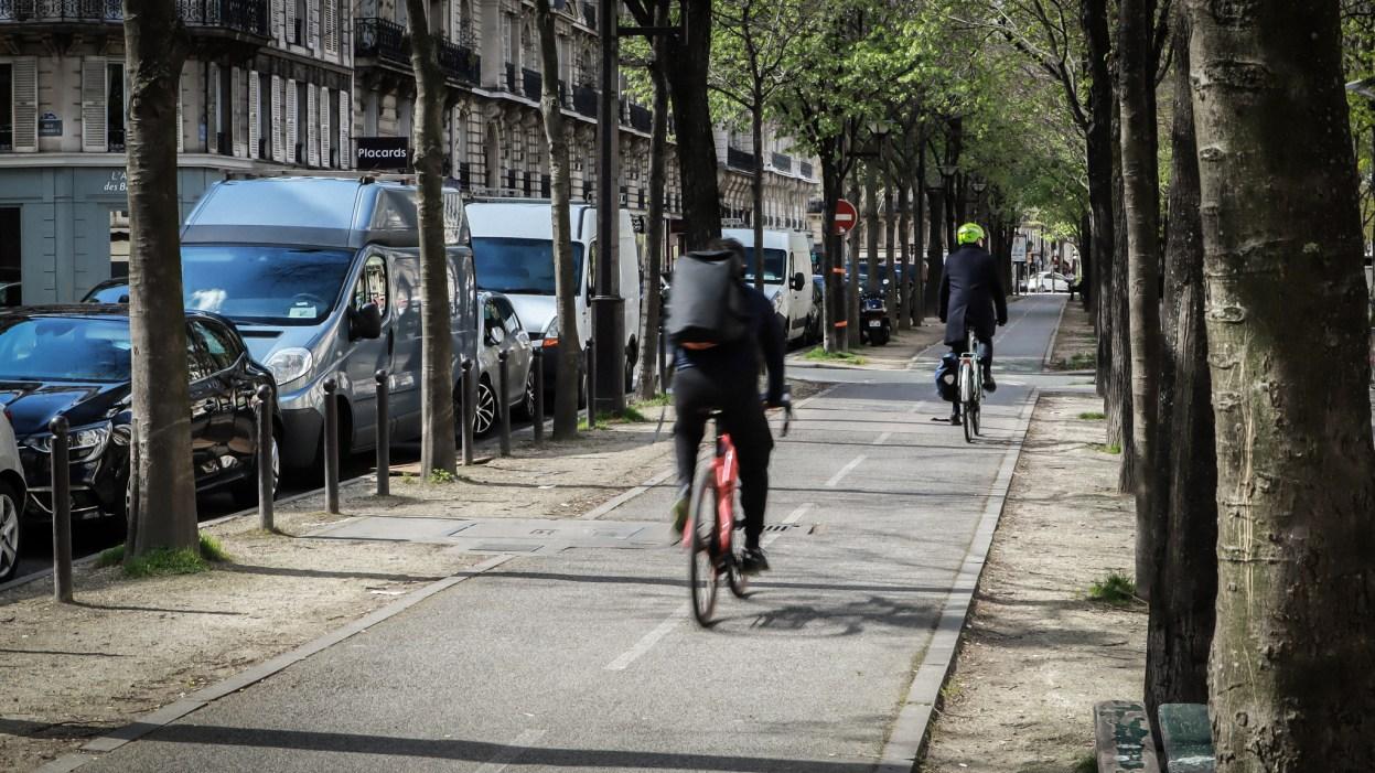 Parigo donne la parole aux vélotaffeurs parisiens