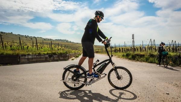 Moovup Bikes, courir sur votre vélo, c'est possible!
