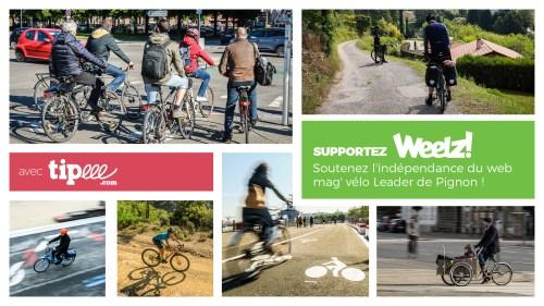 Weelz Mag Velo Promo Campagne Tipeee