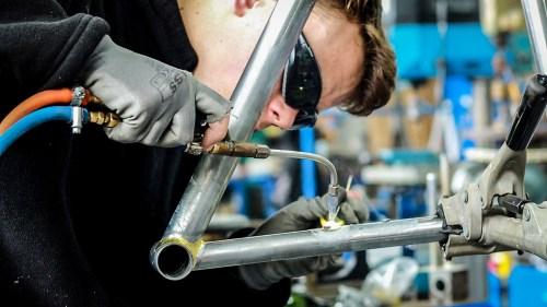 Weelz Visite Fabricant Velo Cadreur Artisan Cyfac Meral La Fuye 10
