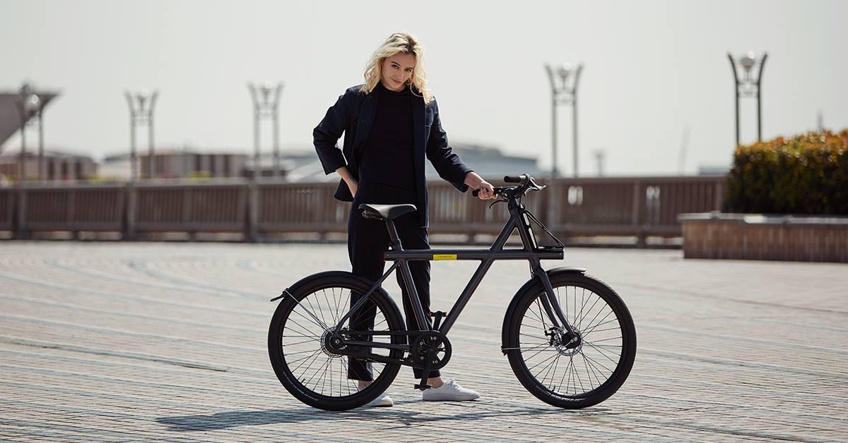 VanMoof lève des millions pour ses futurs vélos