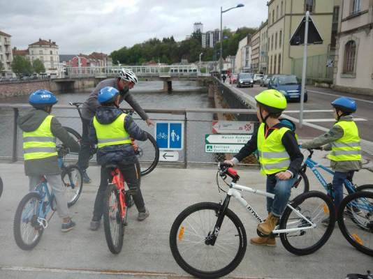 Programme Savoir rouler, atteindre l'autonomie à vélo