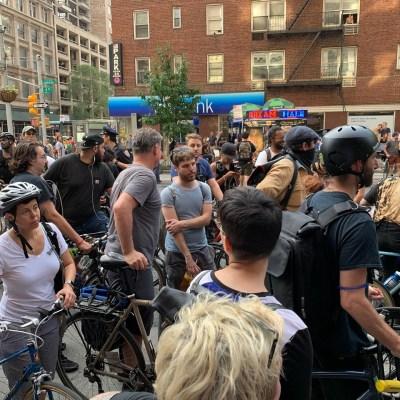 New York : Un die-in géant pour plus de sécurité pour les cyclistes