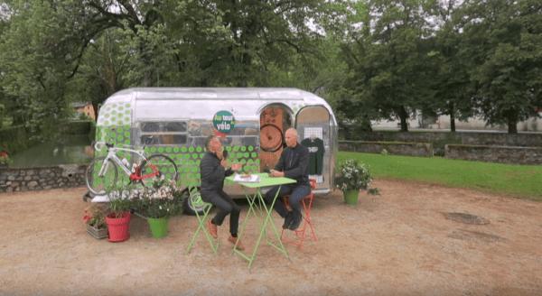 TDF 2019, Gégé et le vélo à 360°