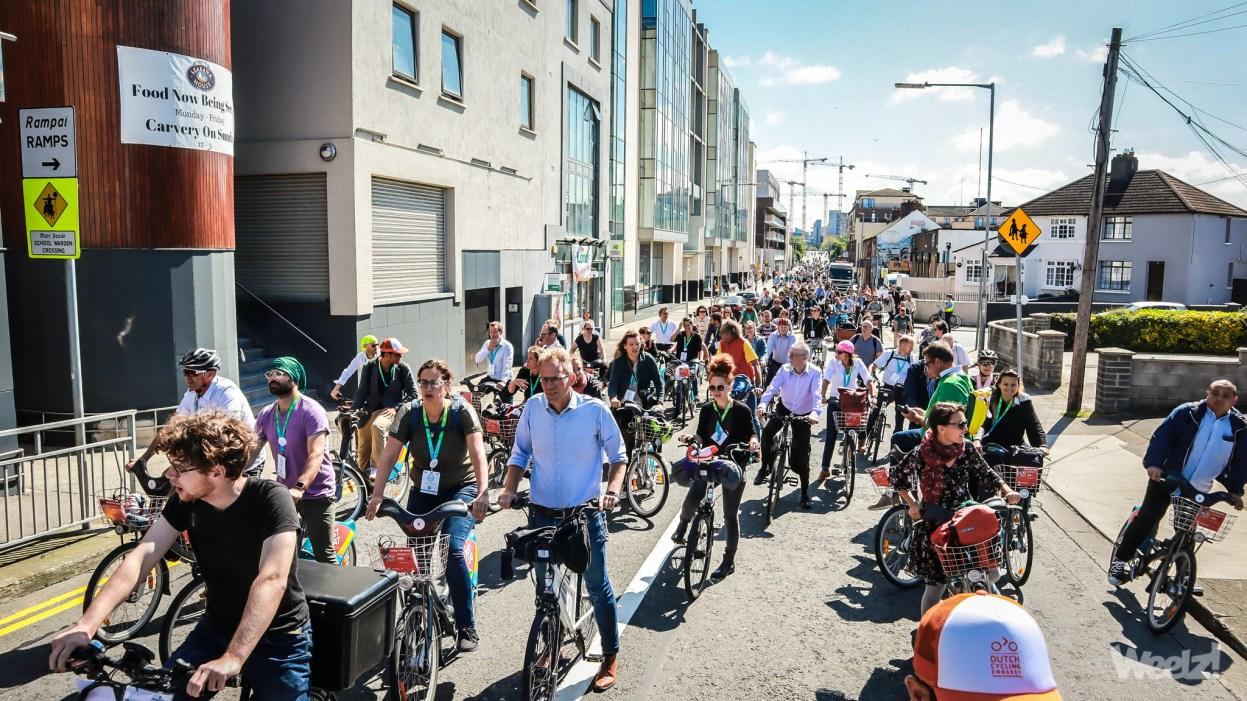 Vidéo : retour en images sur Velo-City Dublin 2019