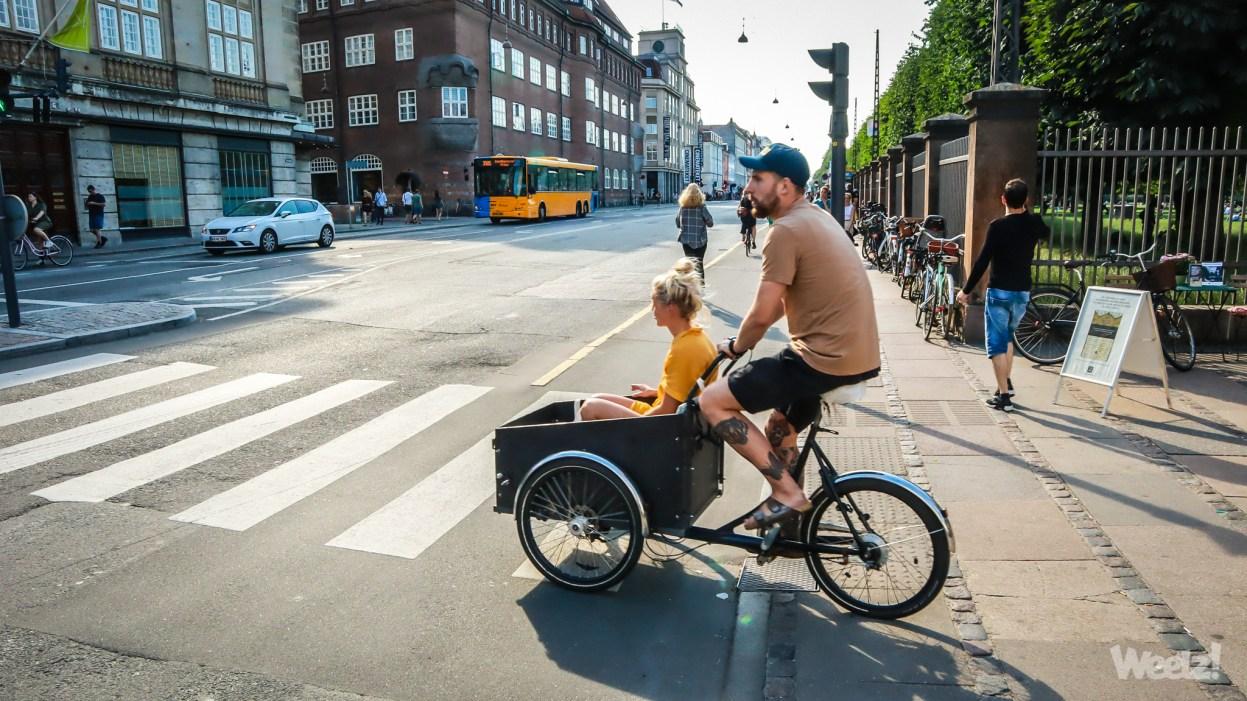 Vélo cargo, retour aux sources à Copenhague - Ep. #1