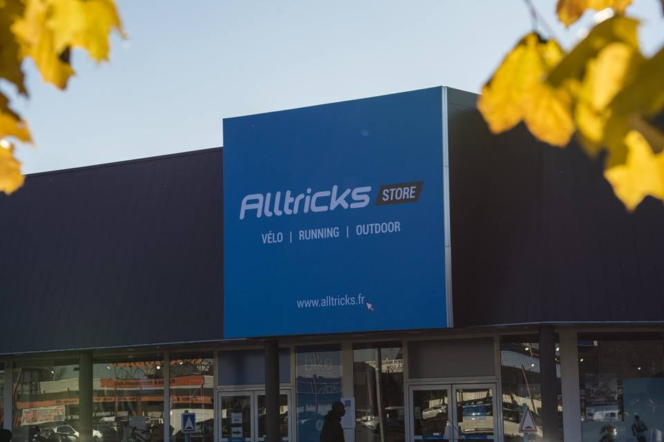 Decathlon s'offre le e-commerce Alltricks